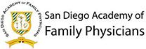 San Diego Academy of Family Physicians logo
