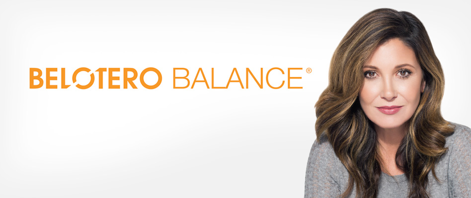 Treat moderate-to-severe etched-in lines and wrinkles with Belotero