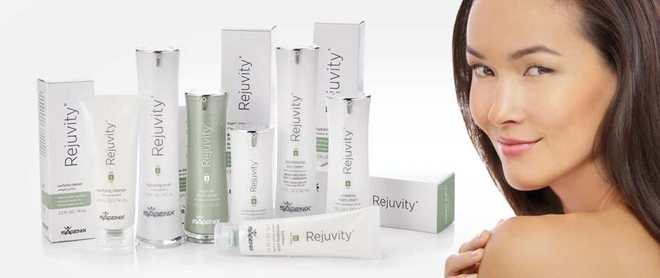 Rejuvity Skincare Products